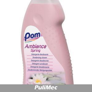 AMBIENCE SPRING DETEGENTE DEODORANTE 1000 ml