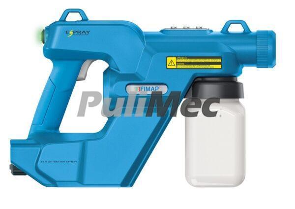 E-Spray Gun Electrostatic