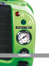 Professional Steam Cleaner Ipc SG-30 PuliMec