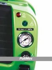 Pulitore a Vapore Professionale SG-30 Con Aspirazione Ipc PuliMec